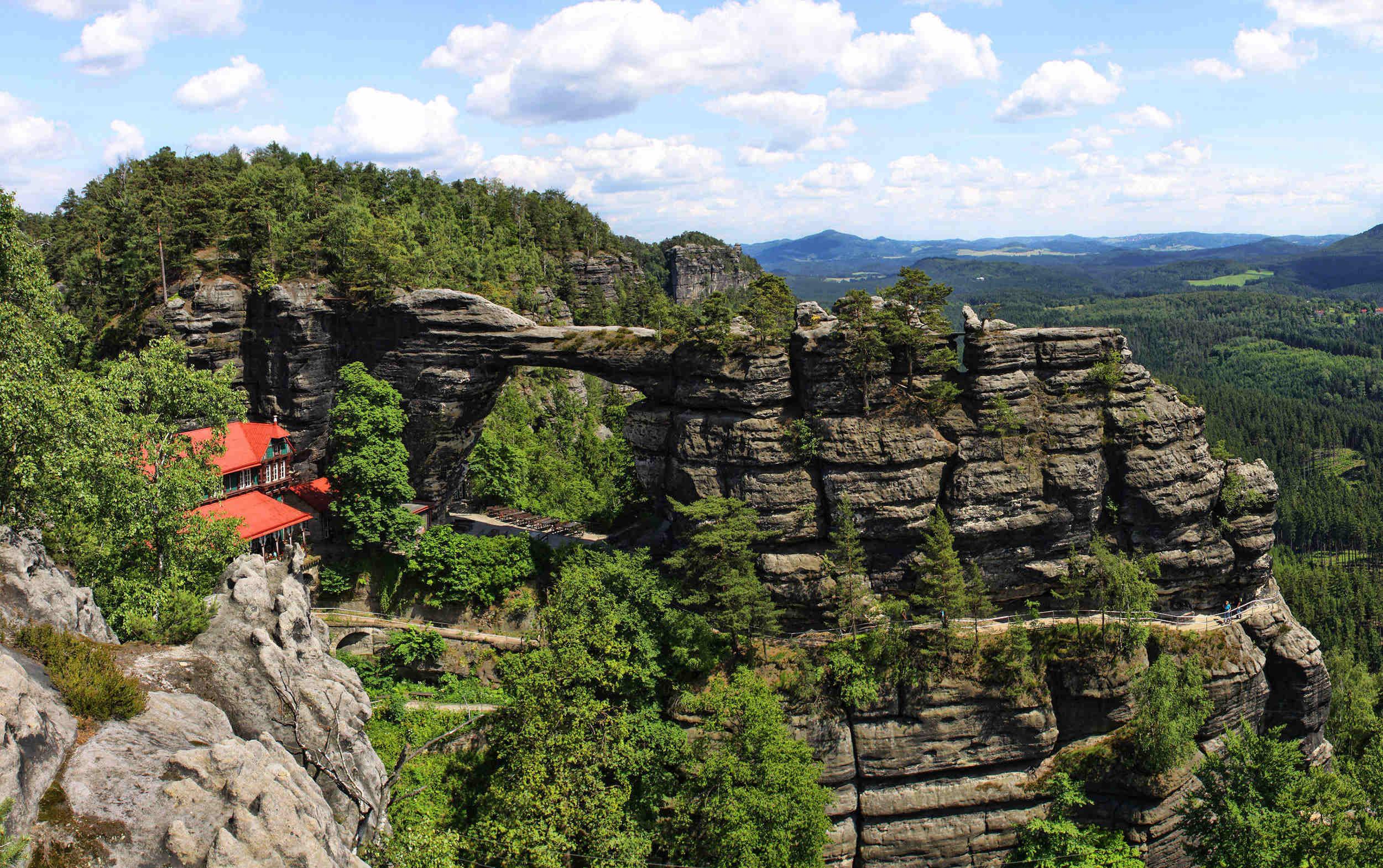 Vyrazte za krásnou přírodou do Českého Švýcarska