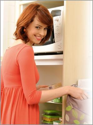 Úklid v ledničce pomůže zachovat čerstvost