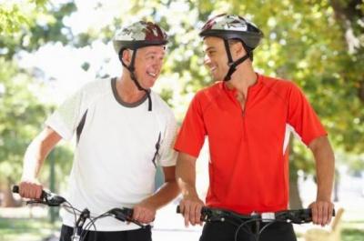Zdravotní problémy pomůže vyřešit kolo. Hodí se pro každého
