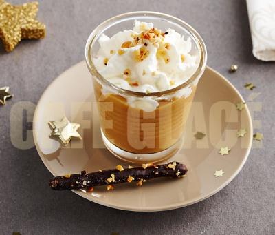 Vychutnejte si perfektní ledovou kávu. Příprava je snadná