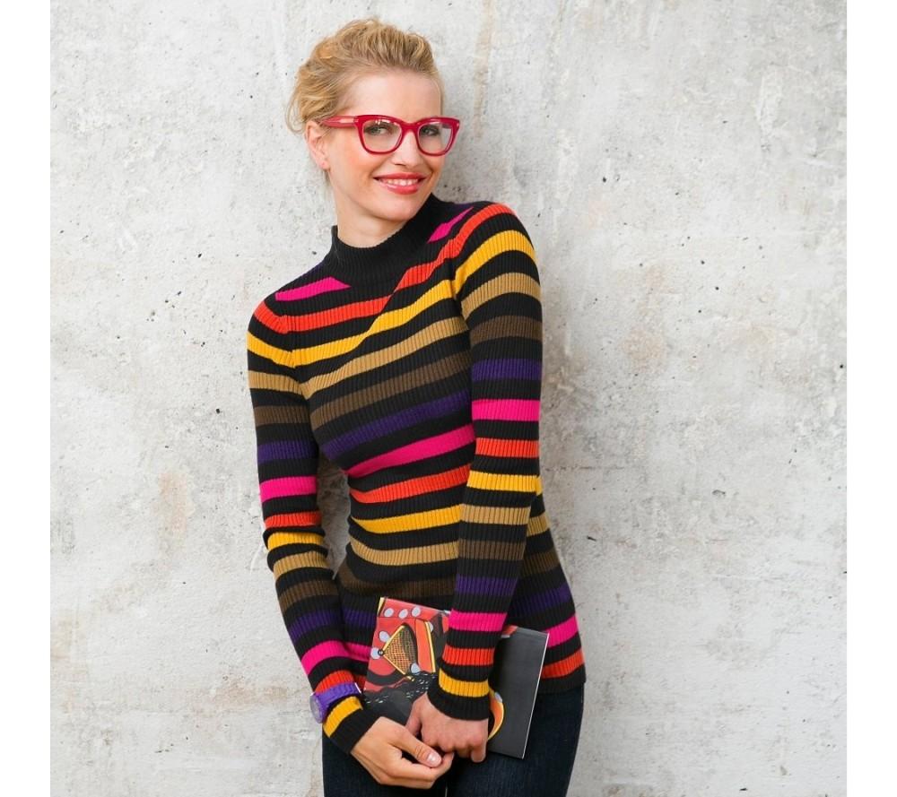 Poradím vám, jak správně nosit pulovr