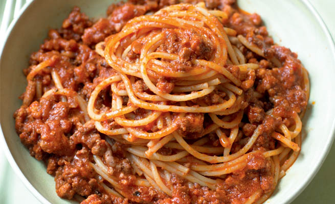 Dopřejte si chuť Itálie a uvařte si boloňskou omáčku