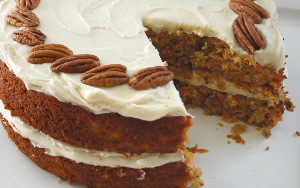 Mrkvový dort: skvělá kombinace chutí