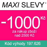 Maxi slevy