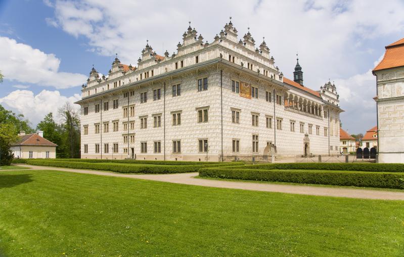 Litomyšl láká na zámek v UNESCO i na krásné náměstí