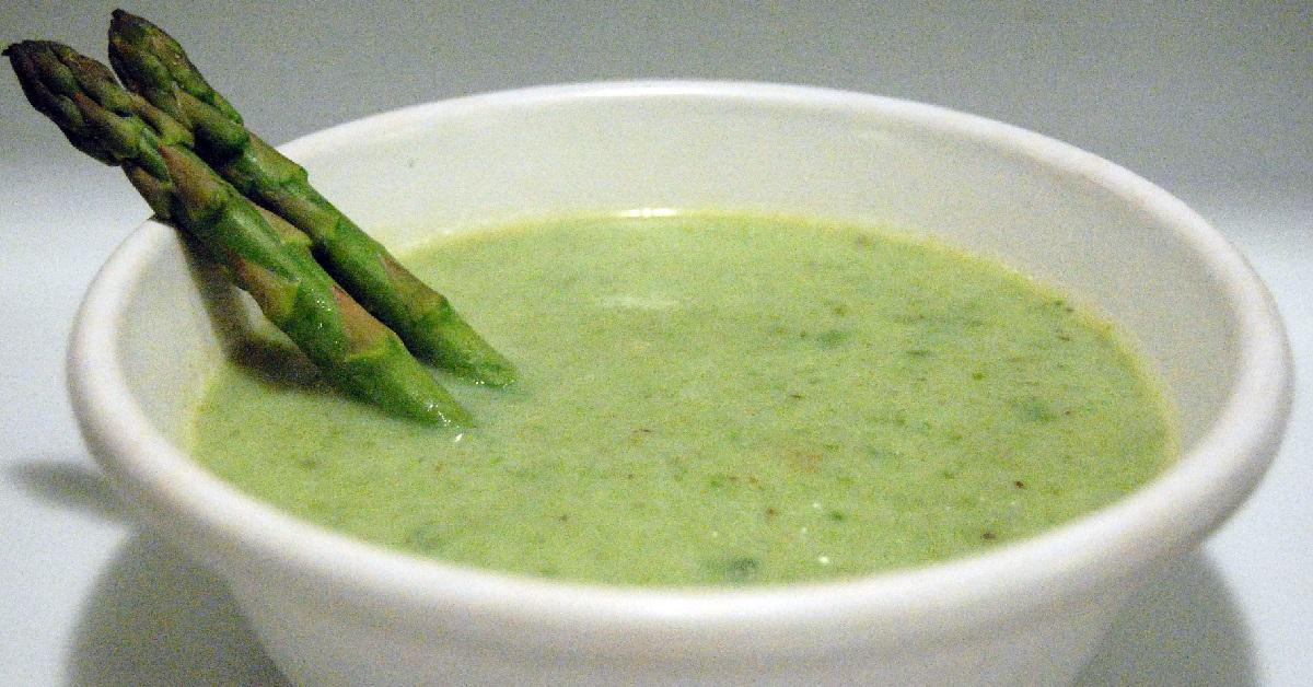 Zkuste osvědčenou chřestovou polévku