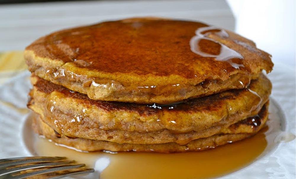 Lívance na dva způsoby. Skvělá snídaně i oběd!