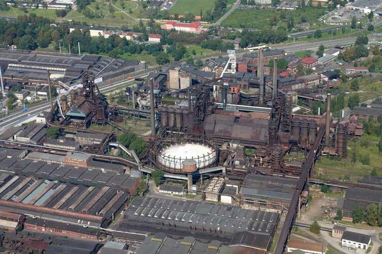 Objevte industriální kouzlo Ostravy