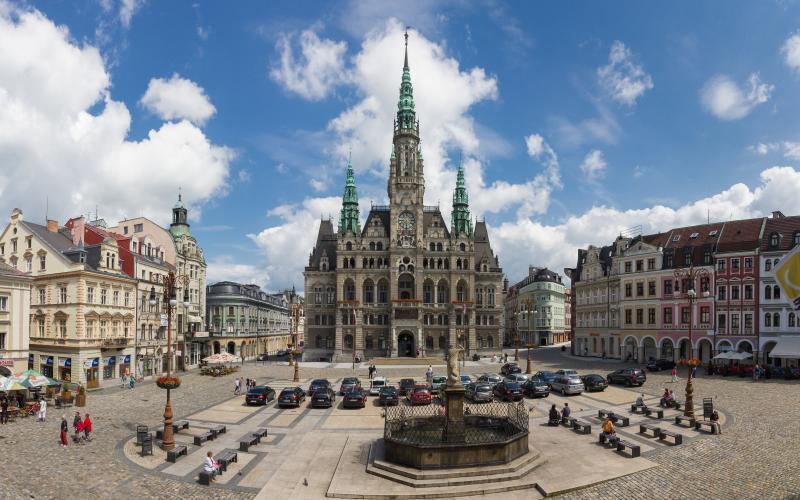 Liberec: kouzelné město s mnoha turistickými atrakcemi