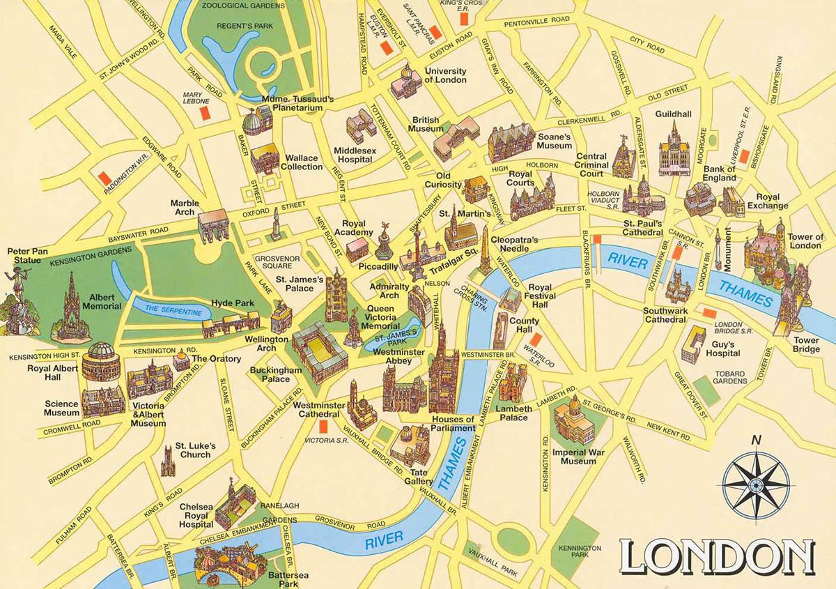Výlet do Londýna není nedostupný. Letenky stojí pár stovek