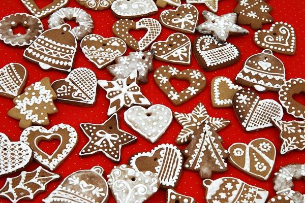 Medové perníčky provoní byt Vánocemi
