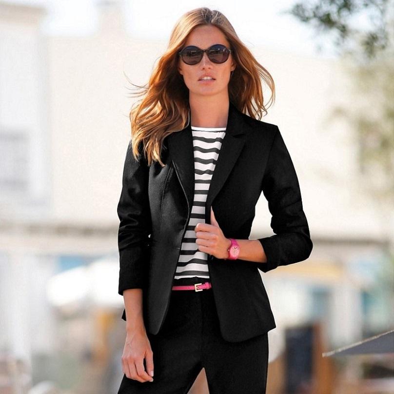Elegantní sako dodá šťávu každému outfitu